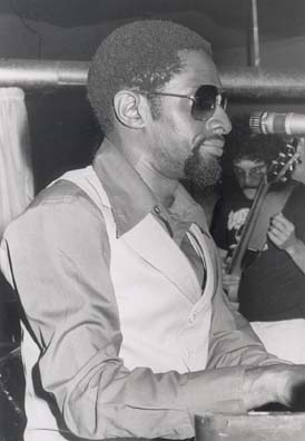 James Booker 2 Photo by Harriet Blum